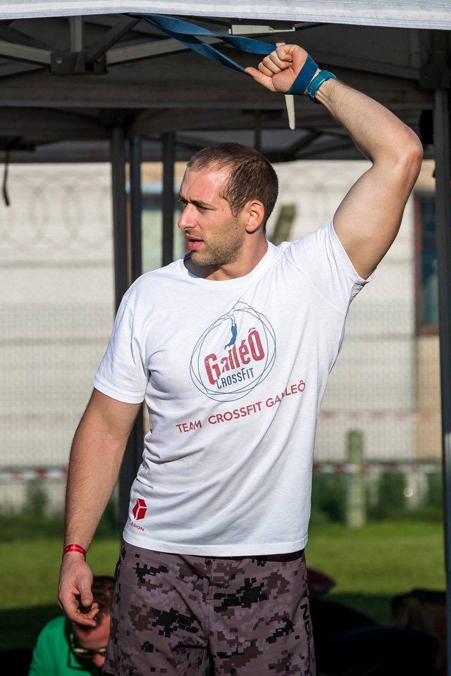 Aurélien, coach sportif en chef